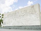 Monumento Ernesto Che Guevara, Plaza De La Revolucion Che Guevara, Santa Clara, Cuba Papier Photo par Michael DeFreitas