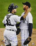 Armando Galarraga Detroit Tigers Almost Perfect 6/2/10 Autographed Photo (Hand Signed Collectable) Photo