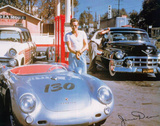 James Dean Movie (Porshe) Posters