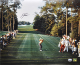 Jack Nicklaus Golf 1986 Masters Off the Tea Autographed Photo (Hand Signed Collectable) Photo