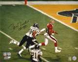 Jerry Rice San Francisco 49ers Super Bowl Touchdown Photo