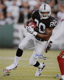 Darren McFadden Oakland Raiders Autographed Photo (Hand Signed Collectable) Photo