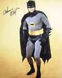 Adam West (Batman TV show) Autographed TV Photo (Hand Signed Collectable) Photo