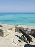 Fort St. Catherine, UNESCO World Heritage Site, Bermuda, Central America Photographic Print by Michael DeFreitas