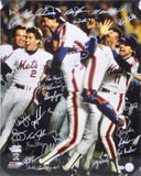 1962 New York Mets with 19 Signatures Autographed Photo (Hand Signed Collectable) Photo