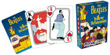 The Beatles Yellow Submarine Music Playing Cards Playing Cards