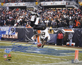 Reggie Bush New Orleans Saints - NFC Title Game Action Photo