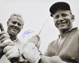 Jack Nicklaus  with Mickey Mantle, 16x20 Photo