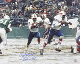 O.J. Simpson Buffalo Bills with 2003 YDS Inscription Autographed Photo (Hand Signed Collectable) Photo