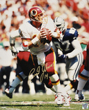 Brad Johnson Washington Redskins Photo