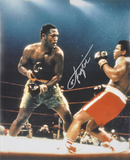 Joe Frazier - vs. Muhammad Ali Autographed Photo (Hand Signed Collectable) Photo