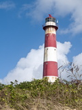 South Point Lighthouse, Barbados, Windward Islands, West Indies, Caribbean, Central America Photographic Print by Michael DeFreitas