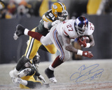Brandon Jacobs New York Giants Autographed Photo (Hand Signed Collectable) Photo