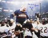 Buddy Ryan and Otis Wilson Chicago Bears - Super Bowl XX - Dual Photo