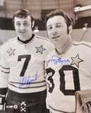 Phil Esposito and Tony Esposito Dual Photo