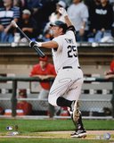 Jim Thome Chicago White Sox - 500th Home Run Action Autographed Photo (Hand Signed Collectable) Photo