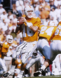 Peyton Manning Tennessee Volunteers Autographed Photo (Hand Signed Collectable) Photo