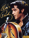 Elvis- 68 Comeback 1000 Piece Jigsaw Puzzle Puzzle