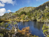 Twisted Lakes, Cradle Mountain-Lake St. Clair National Park, Tasmania, Australia Photographic Print by Jochen Schlenker