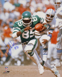 Wesley Walker New York Jets Autographed Photo (Hand Signed Collectable) Photo