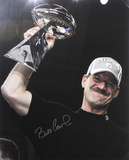 Bill Cowher PittsburgSteelers - Trophy Autographed Photo (Hand Signed Collectable) Photo