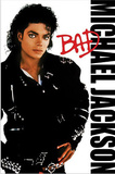 Michael Jackson Bad Album Cover Masterprint