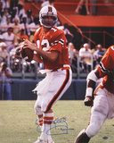 Jim Kelly Miami Hurricanes Fotografa