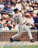 Magglio Ordonez Chicago White Sox Autographed Photo (Hand Signed Collectable) Photo