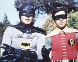 Adam West (Batman TV show) Autographed TV Photo (Hand Signed Collectable) Photographie