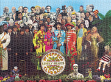 Beatles Sergeant Pepper 1000 Piece Jigsaw Puzzle Puzzle