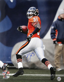 Nathan Vasher Chicago Bears - 108Yd Touchdown Return Autographed Photo (Hand Signed Collectable) Photo