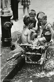 Lower East Side, New York City, 1937 (Kids in Wheelbarrow) Posters