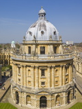 The Dome of the Radcliffe Camera, University City of Oxford, Oxfordshire, England, Uk Photographic Print by Neale Clarke