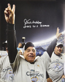 Jack McKeon Florida Marlins 2003 World Series Autographed Photo (Hand Signed Collectable) Photo