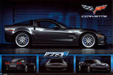 Chevrolet Corvette ZR1 Car Poster