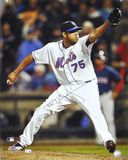 Francisco Rodriguez New York Mets Photo