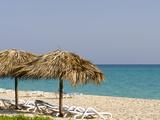 Cayo Santa Maria Beach, Sol Cayo Santa Maria Resort, Cayo Santa Maria, Cuba, West Indies, Caribbean Photographic Print by Michael DeFreitas