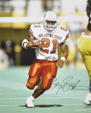 Barry Sanders Oklahoma State Cowboys Autographed Photo (Hand Signed Collectable) Photo