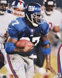 Ron Dayne New York Giants Autographed Photo (Hand Signed Collectable) Photo