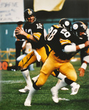 Terry Bradshaw PittsburgSteelers -Drop Back- Autographed Photo (Hand Signed Collectable) Photo