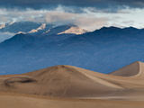 Stovepipe Wells Sand Dunes, Death Valley National Park, California, USA Photographic Print by Sergio Pitamitz
