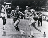 Jerry West Los Angeles Lakers  B&W Fotografa