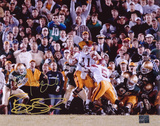 Reggie Bush and Matt Leinart USC Trojans - The Push - Dual Photo