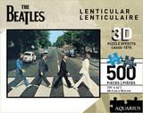 The Beatles Abbey Road 500 piece 3-D Puzzle Jigsaw Puzzle
