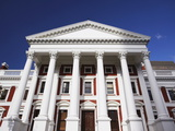 Houses of Parliament, City Bowl, Cape Town, Western Cape, South Africa, Africa Photographic Print by Ian Trower