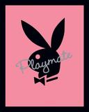 Playboy (Pink Logo) Print