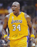 Shaquille O'Neal Los Angeles Lakers Limited Ed. 134 Autographed Photo (Hand Signed Collectable) Photo