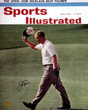 Jack Nicklaus Golf - June 1962 Sports Illustrated Cover Autographed Photo (Hand Signed Collectable) Photo
