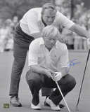 Jack Nicklaus Golf 1973 Ryder Stanley Cup Autographed Photo (Hand Signed Collectable) Photo