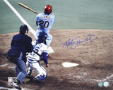 Mike Schmidt Philadelphia Phillies - World Series Autographed Photo (Hand Signed Collectable) Photo